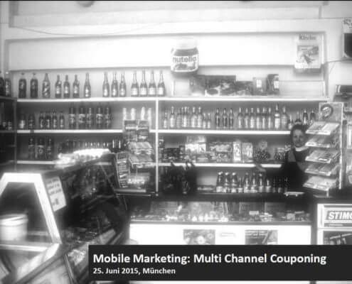 Multi Channel Couponing