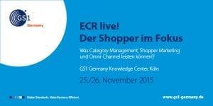 ECR live 2015