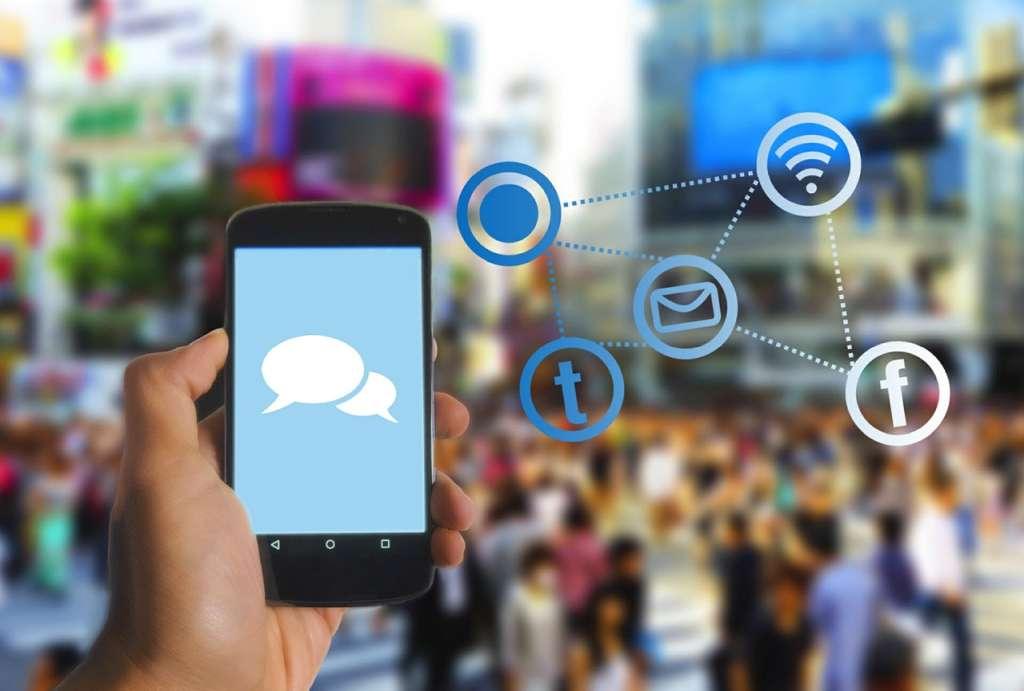 social media handel