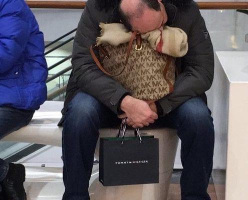 Shopping Hölle