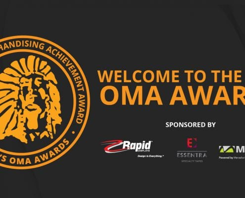 OMA Awards 2016 at Global Shop
