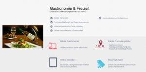 Digitale Innenstadt - Gastronomie