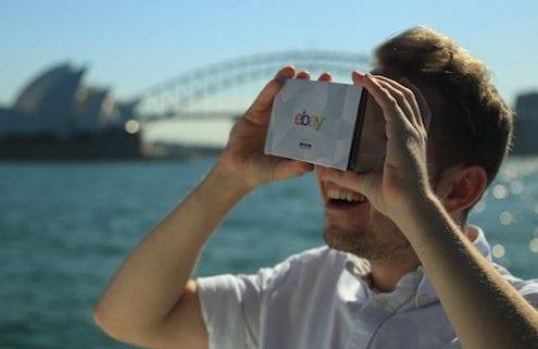 Ebay Virtual Reality