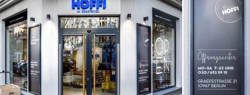 Berliner Späti - neue Konzepte