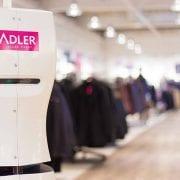 Roboter auf dem Vormarsch im Handel