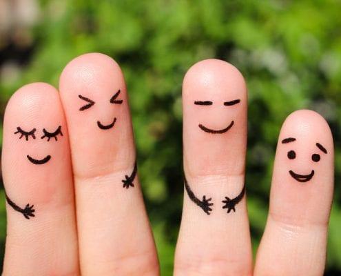 Der Fingerabdruck wird gesellschaftsfähig