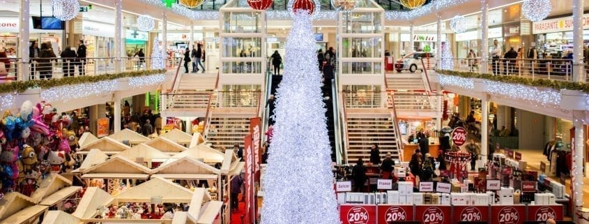 Zukunft des Einkaufens