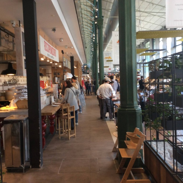 Storetour durch München