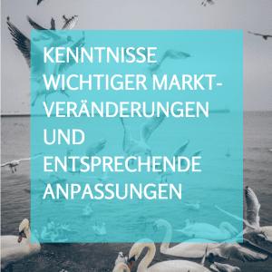 Marktveränderungen