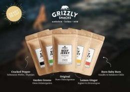 Grizzly Snacks