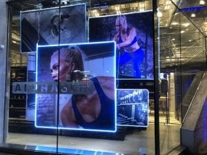 Storecheck Flagshipstore Adidas New York City