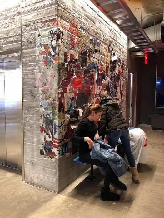 Storecheck New York City Adidas