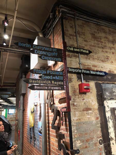 Store Check New York City: Chelsea Market