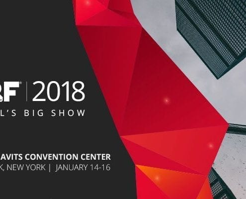 Die Show der SUPERLATIVE - NRF Kongress und Messe in NYC - ZDE ist dabei