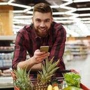 Deutsche gehen seltener einkaufen
