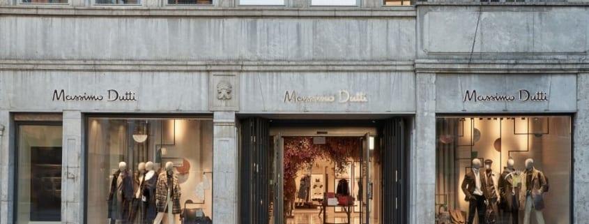 Massimo Dutti Flagship-Store
