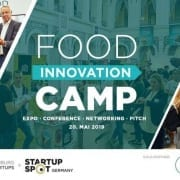 food innovation camp 2019