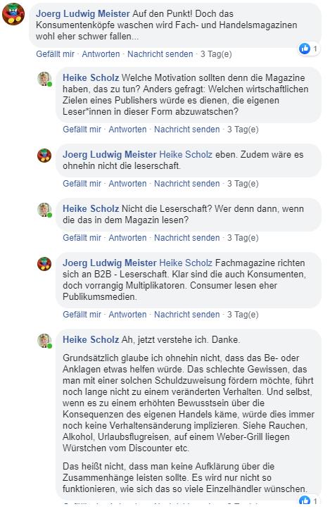 Joerg Ludwig Meister Facebook