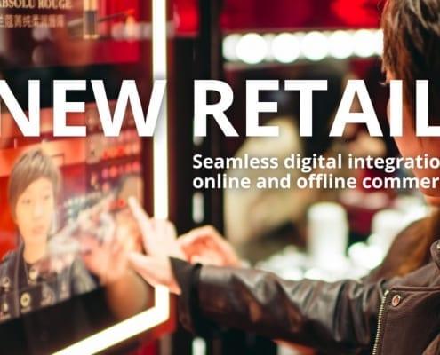 new retail aus china
