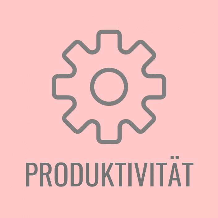 ZDE Toolbox Produktivität