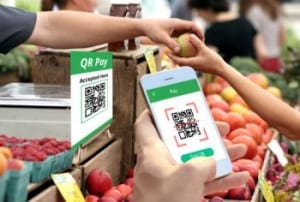 QR_code_pay_Markt