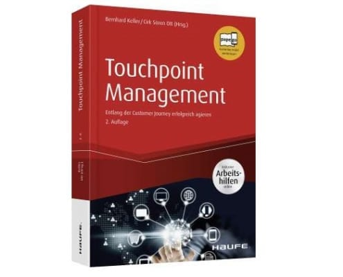 Buchverlosung Touchpoint Management