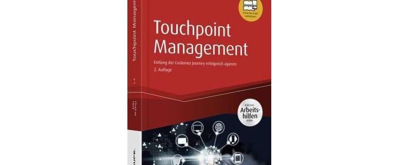 Buchverlosung Touchpoint Management