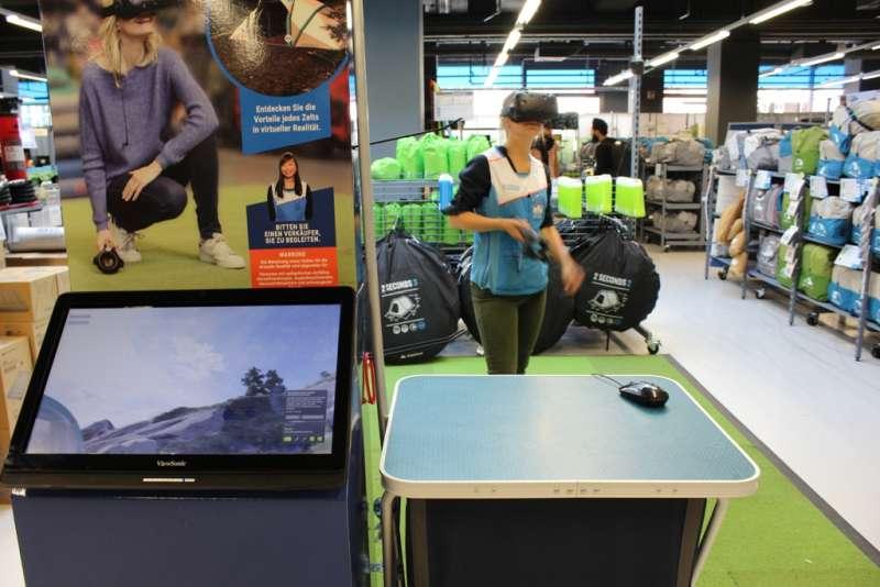 Decathlon Virtual Reality