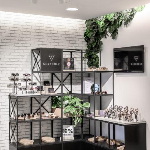 Verkaufsfläche im _blaenk-Store