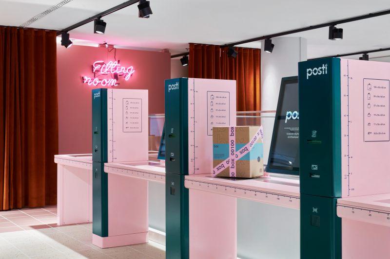 Posti Box Kiosks