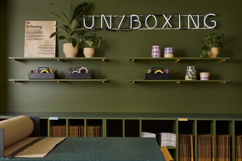 Posti Box Unboxing