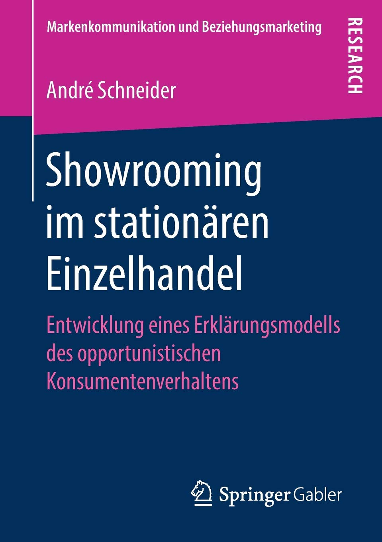 Showrooming im stationaeren Einzelhandel