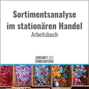 Arbeitsbuch Sortimentsanalyse