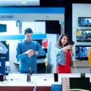 digital shoppen