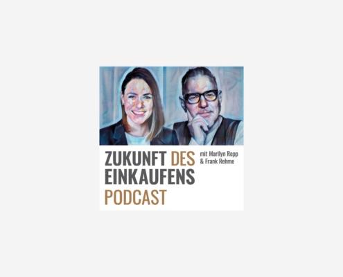 Zukunft des Einkaufens Podcast Logo