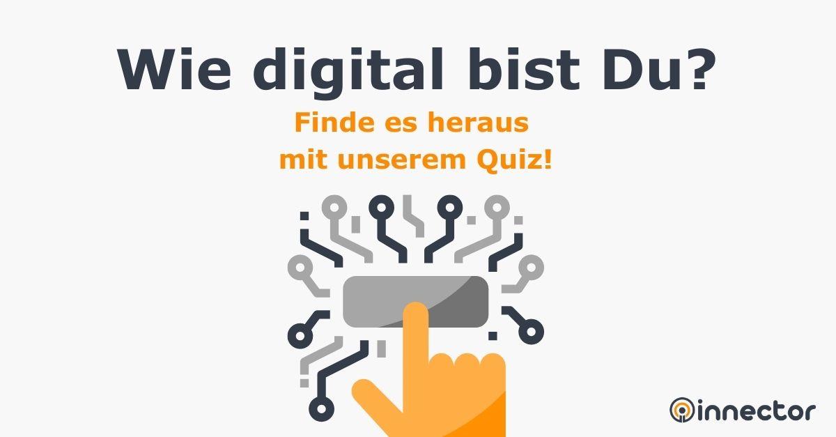 Quiz Wie digital bist du