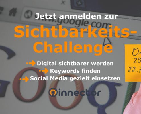 innector-Sichtbarkeits-challenge
